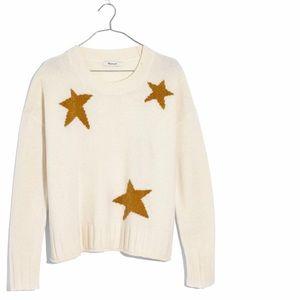 MADEWELL Merino Star Sweater
